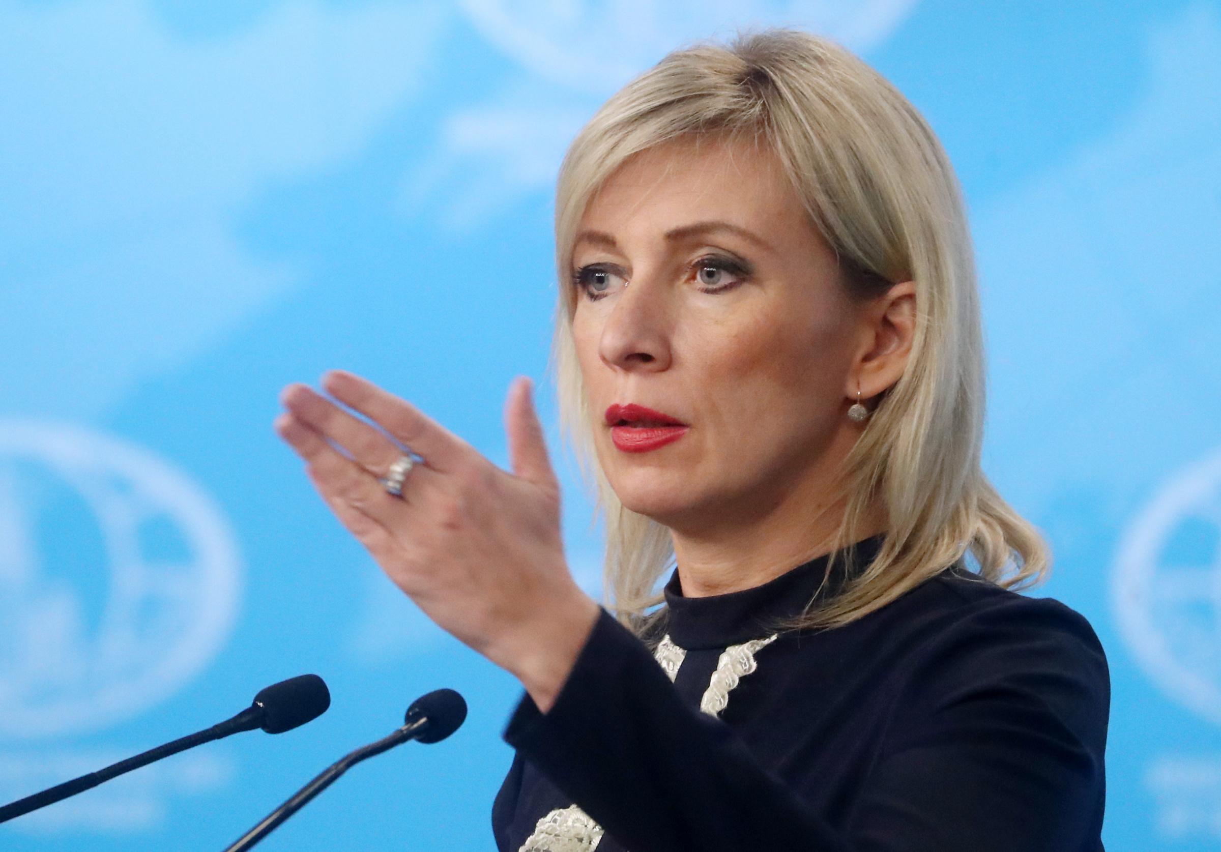 Захарова указала на критические потери Литвы от санкций против Белоруссии