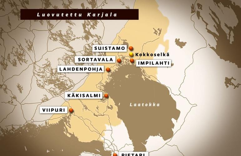 Hs V 1991 Godu Rossijskie Vlasti Obsuzhdali Prodazhu Karelii