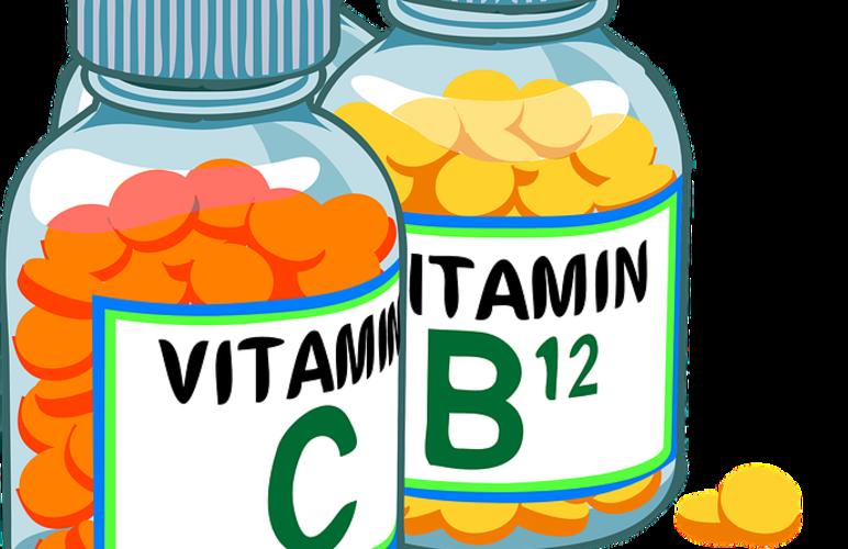 Витамины картинки нарисованные